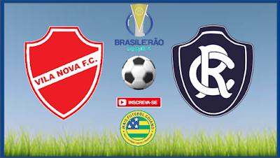 CBF confirma jogo entre Vila Nova x Remo para o próximo sábado
