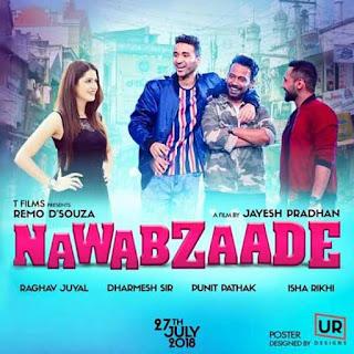Lagi Hawa Dil Ko Lyrics | Nawabzaade | Mika Singh | Gurinder Seagal