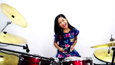 Nur Amira Syahira - Drummer Muda Berbakat Dari Malaysia