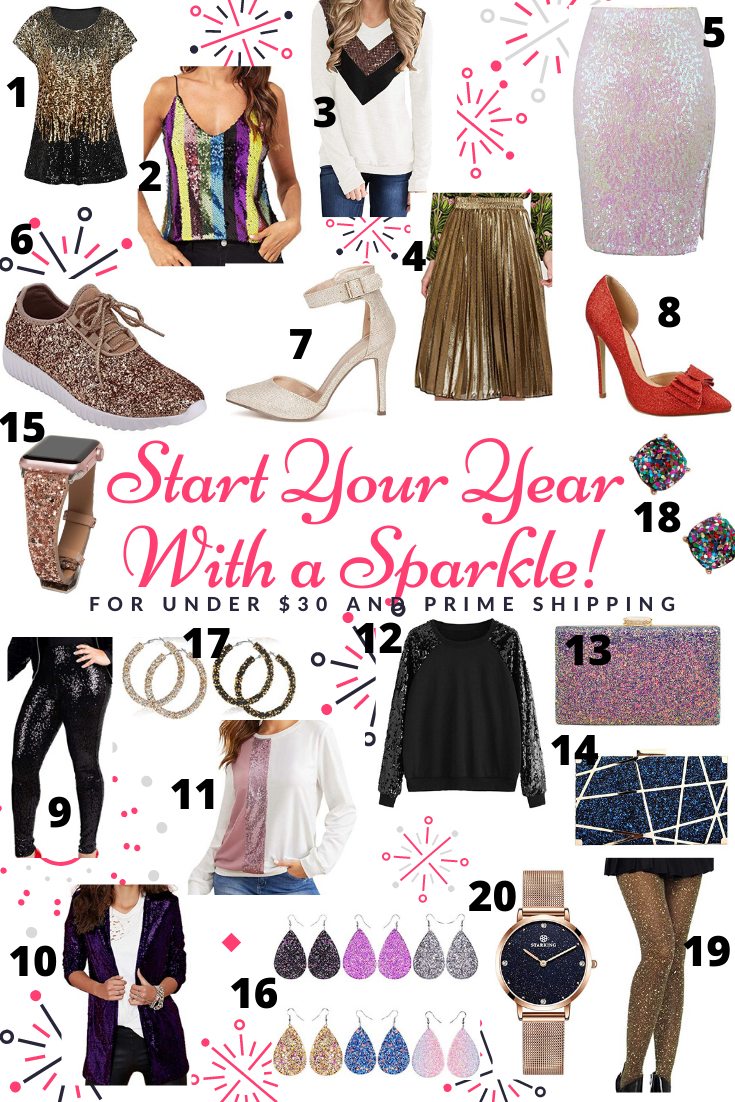 Start Your Year With a Sparkle!