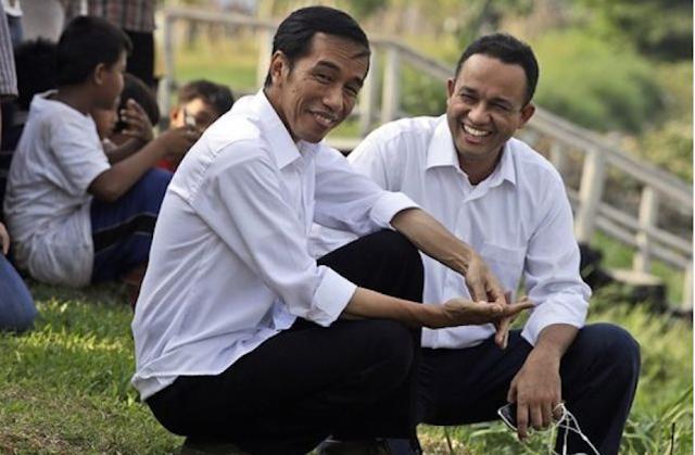 Jokowi Anies