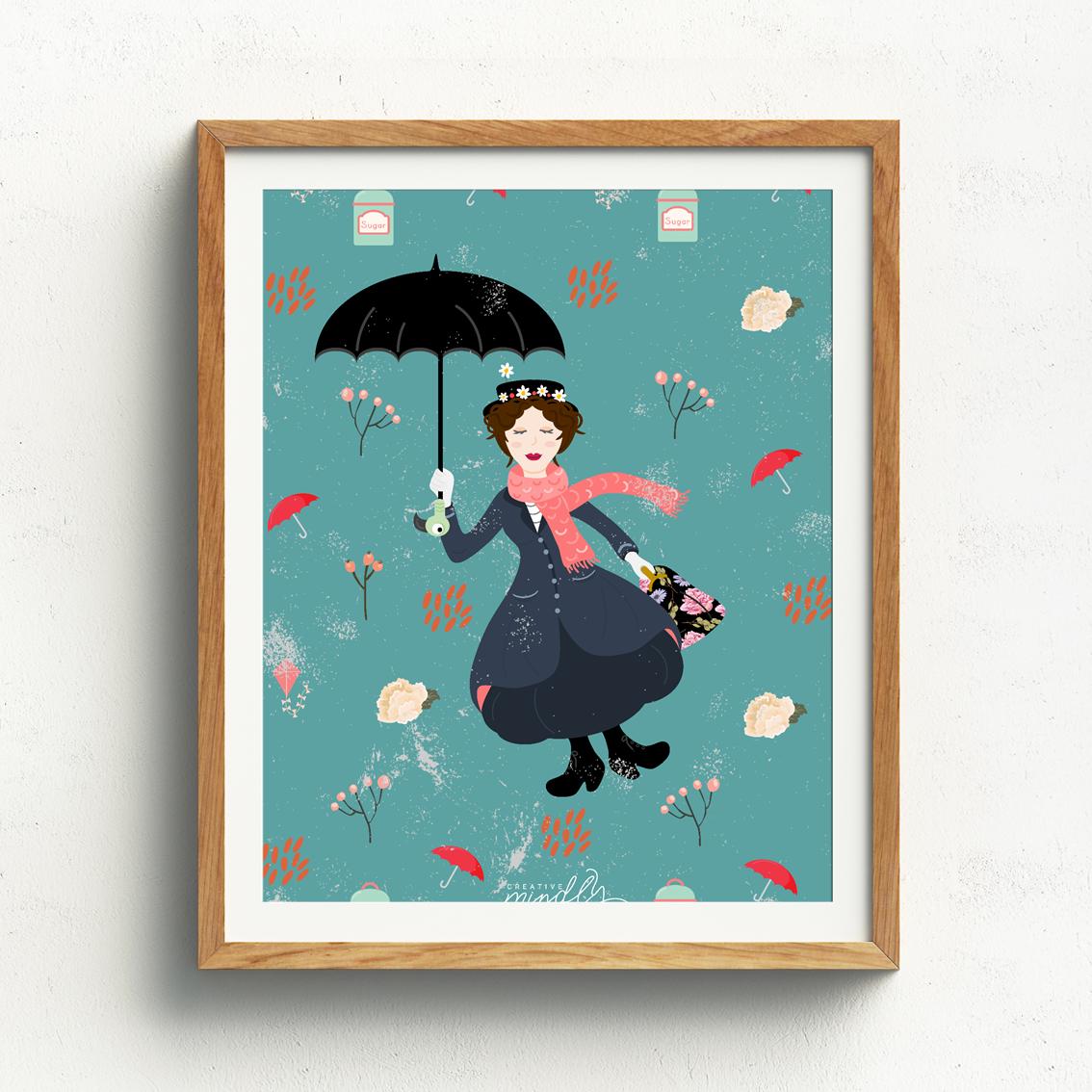 lamina mary poppins