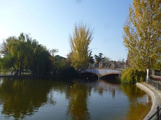 Jardines del Prado. Talavera de la Reina