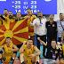 Πλήρης περιφρόνηση: Σκέτο «Μακεδονία» στις φανέλες της εθνικής ομάδας βόλεϊ των Σκοπίων (photos+video)