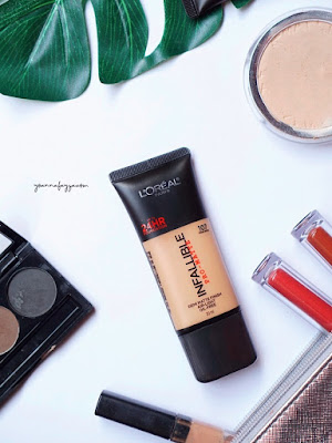 Loreal Infallible Pro Matte Foundation