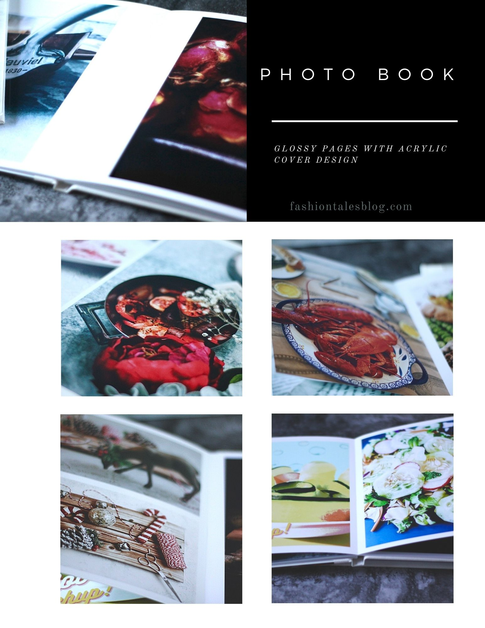 photo books create your own