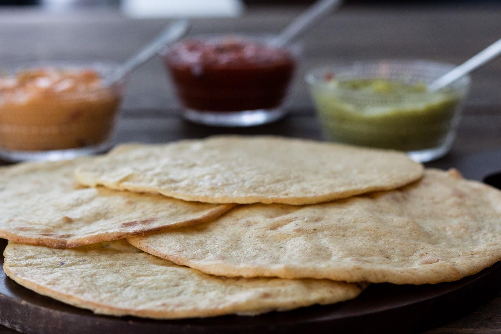 Itsetehdyt Tortillat
