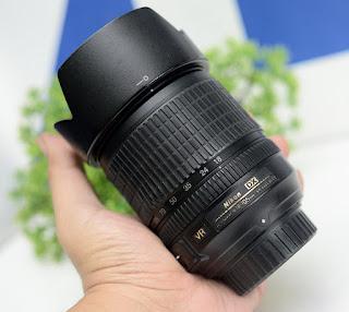 Jual Lensa Nikon 18-105mm VR Bekas