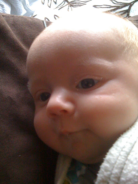 Madmumof7's youngest child as a baby