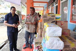 PT. Polytama Propindo Salurkan Bantuan Korban Banjir Indramayu