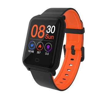 Hoteon Color Screen Fitness Watch-smartwatch under 2000