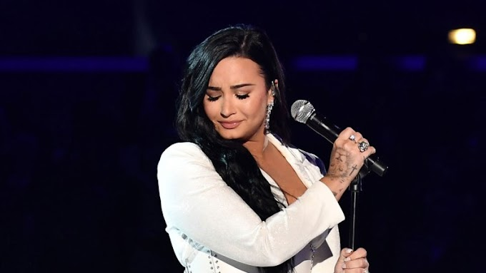 Grammy Awards 2020: Demi Lovato Cries While Singing New Song After Overdose
