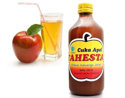 efek samping cuka apel tahesta