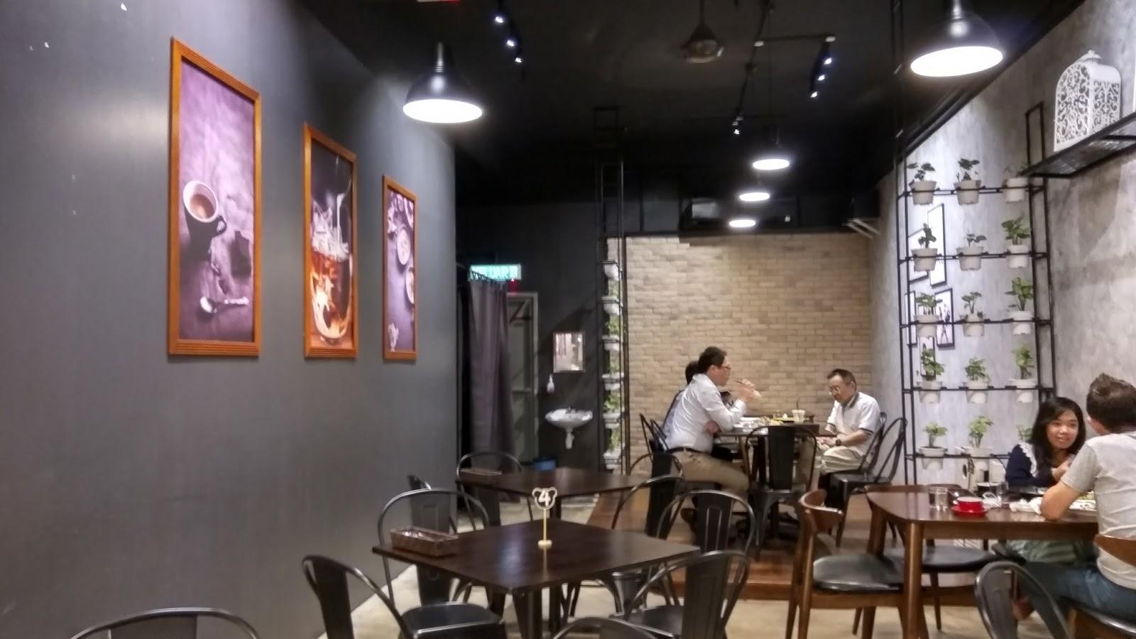 Here\u0027s the location. & It\u0027s About Food!!: Black Door Coffee \u0026 Tea @ Arena Curve