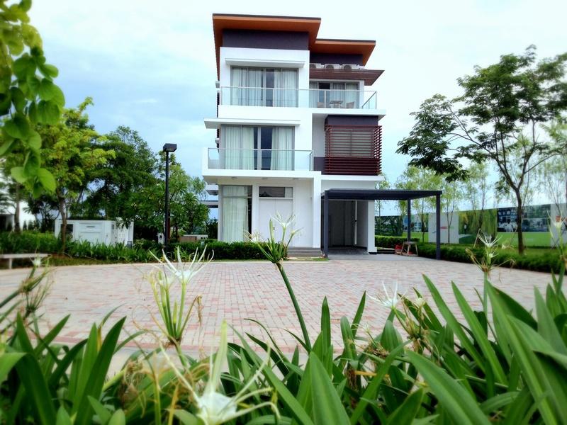 Thiết kế nội thất, thi công nội thất dự án Biệt thự Gamuda Gardens