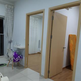 phòng ngủ chung cư an gia star bình tân cho thuê