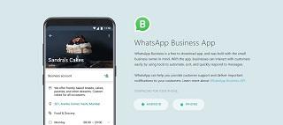 perbedaan whatsapp business dengan whatsapp messanger