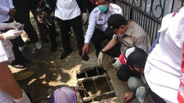 DPR: Napi Kabur Gali Lubang 25 Meter, Tapi Tak Ada Bekas Galian Tanah