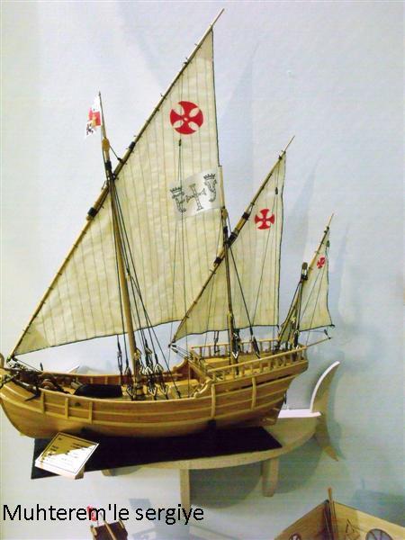 maket gemi yapımı