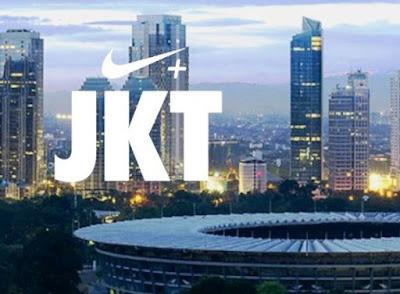 Nike Store factory outlet di Jabodetabek