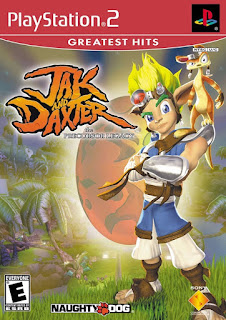 Jak And Daxter The Precursor Legacy (BR) [ Ps2 ]