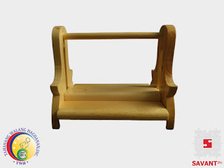 Natural Wood Napkin Holder Philippines