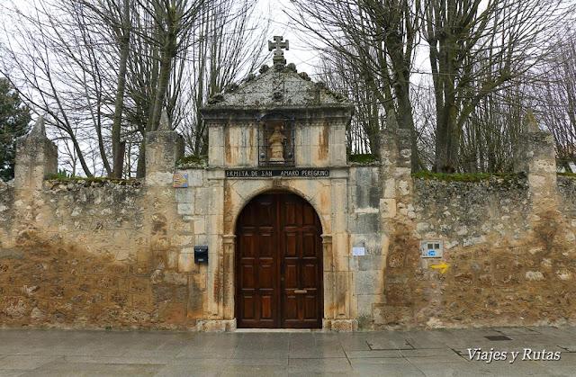 Ermita de San Amaro, Hospital del Rey, Universidad de Burgos