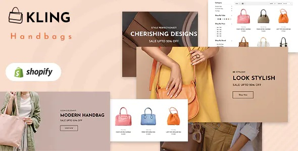 Best Bags, shoes Fashion Shopify Theme