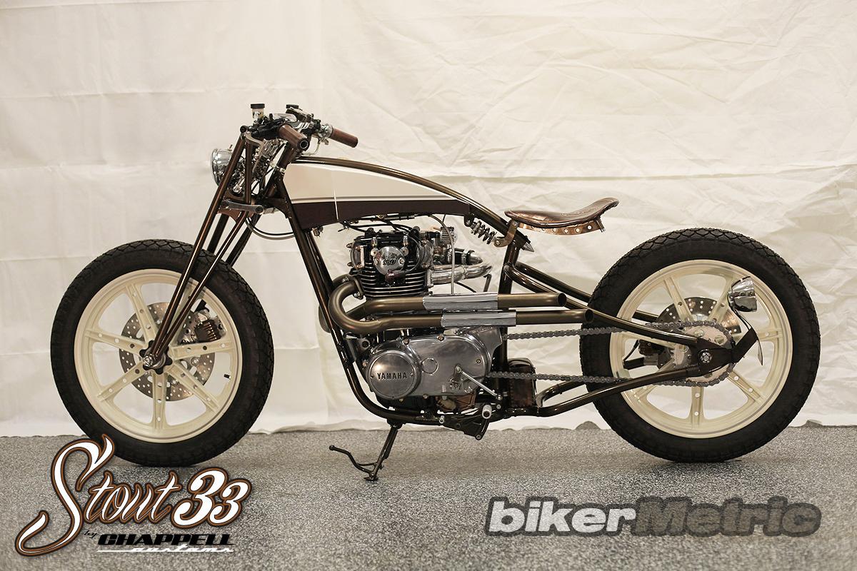 xs650 boardtrack-style bobber | chappell customs - bikerMetric