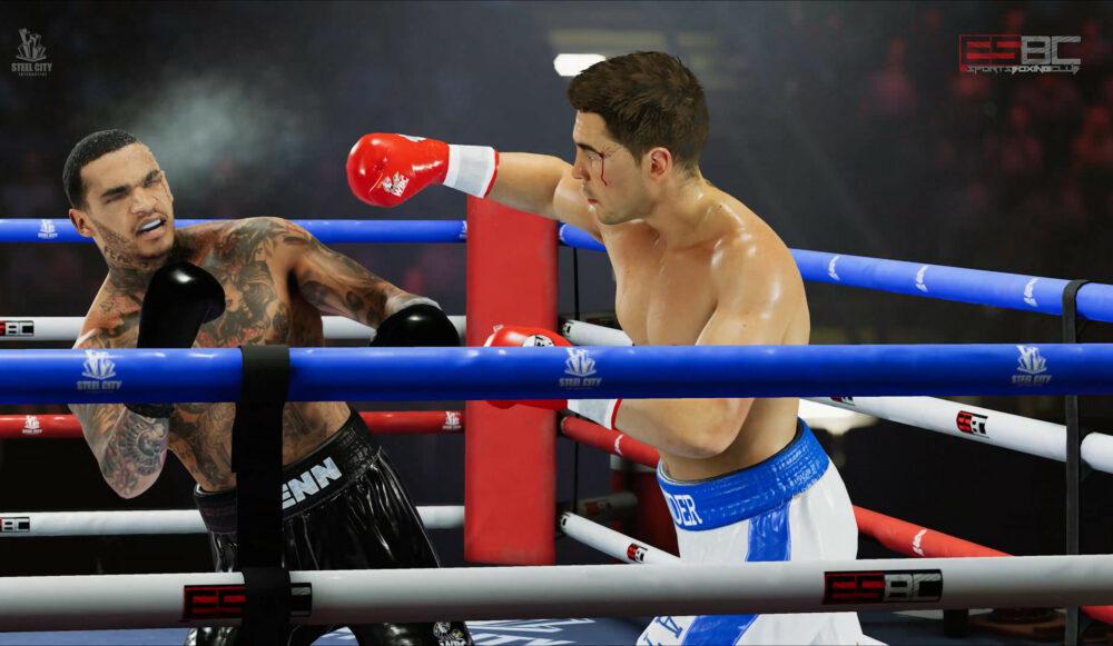 eSports Boxing Club Game