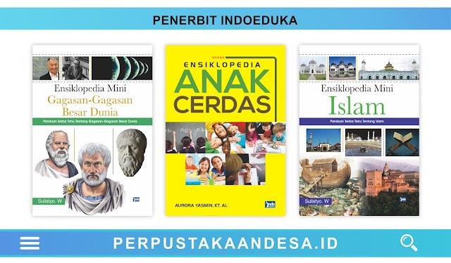 Daftar Judul Buku-Buku Penerbit Indoeduka