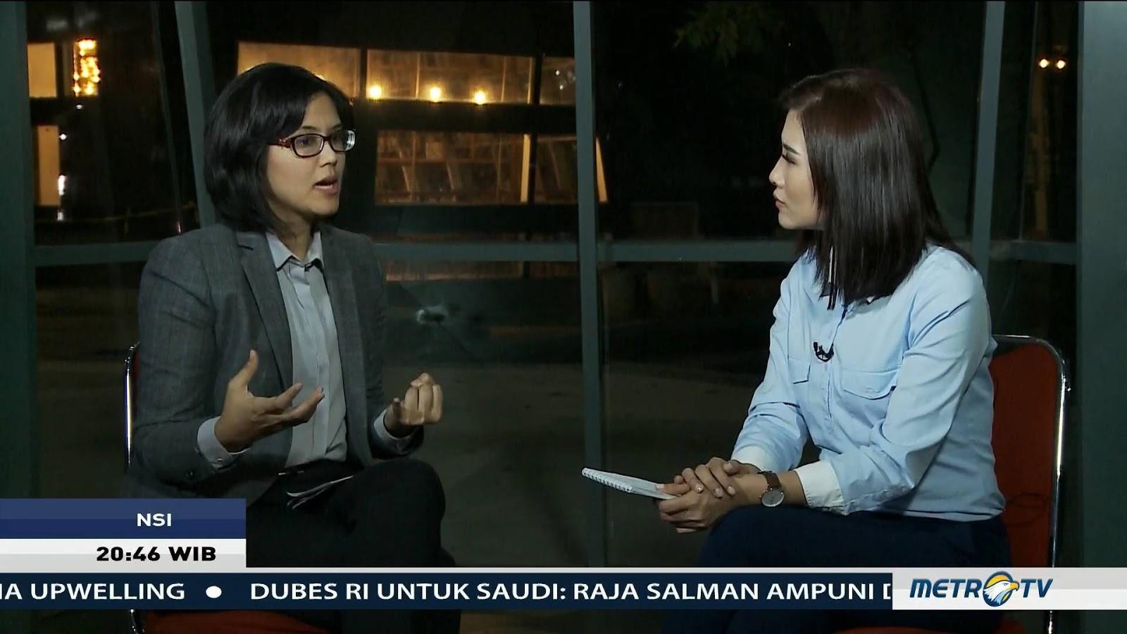 Frekuensi siaran Metro TV HD di satelit Palapa D Terbaru