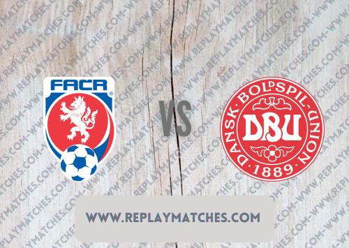 Czech Republic vs Denmark -Highlights 03 July 2021