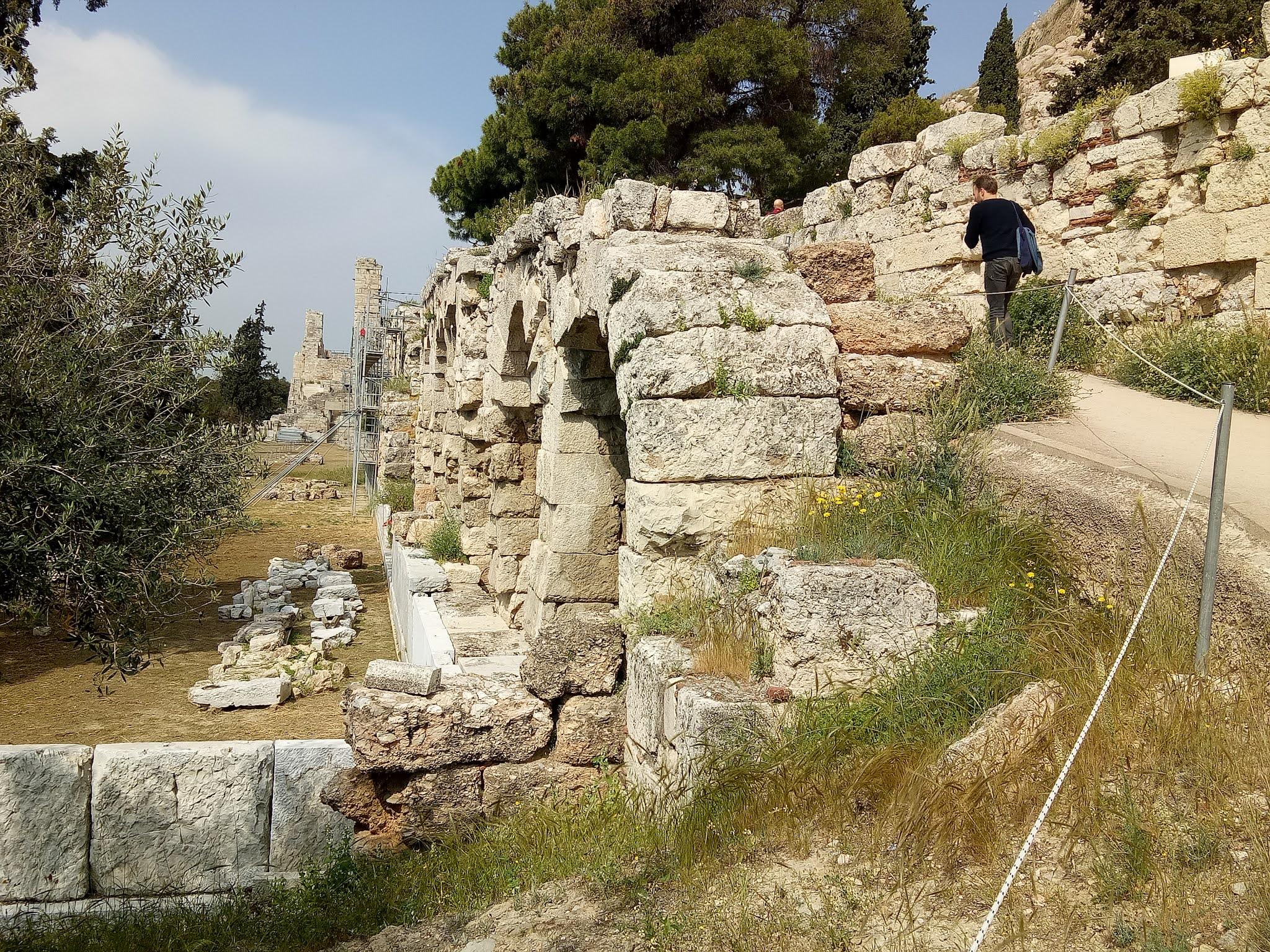 Travelog Greece, Athens: Acropolis