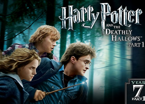 Download Harry Potter and the Deathly Hallows: Part 1 (2010) Dual Audio [Hindi+English] 720p + 1080p + 2160p Bluray MSubs