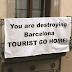 Problema destinatiilor sufocate de turismul in masa