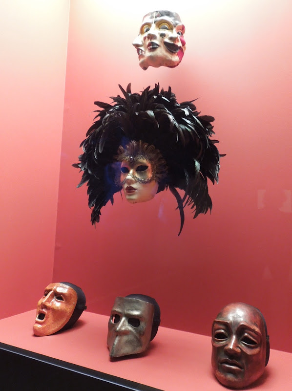 Eyes Wide Shut masks Stanley Kubrick exhibit LACMA