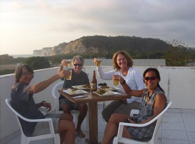 hotel en Canoa - Hotel Macondo Lodge