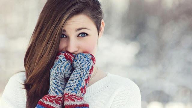 Las mujeres sufren más del frío que los hombres, ¿Sabe por qué?