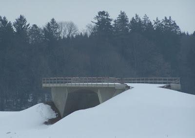Brücke Nordostumfahrung Traunstein