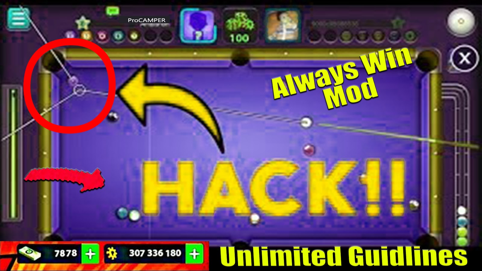 8 ball pool hack free download full version for pc