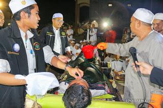 Pembukaan Pascasarjana Di Pondok Pesantren Darullghoh Wadda'wah Dikunjungi Maha Guru Dari Syam.