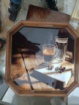 طقم صواني تقديم خشب لوكس