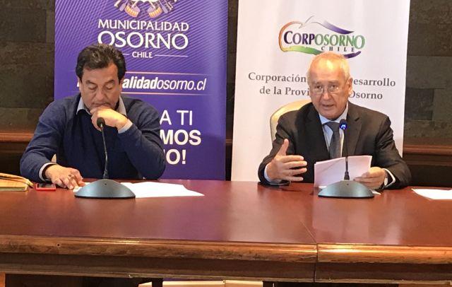 Municipalidad de Osorno lanzó fondo para micro y pequeñas empresas
