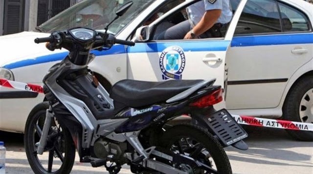 Θεσπρωτία: Τον πιάσανε στη Σαγιάδα με κλεμμένη μηχανή και διαπίστωσαν ότι είχε κλέψει άλλες τέσσερις!