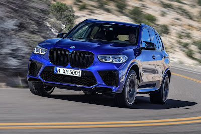 BMW X5 M Competition Review