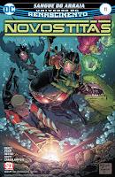 DC Renascimento: Novos Titãs #11
