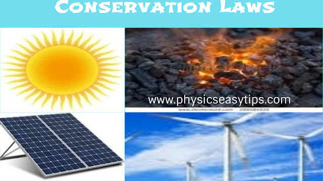 Energy Conservation Laws