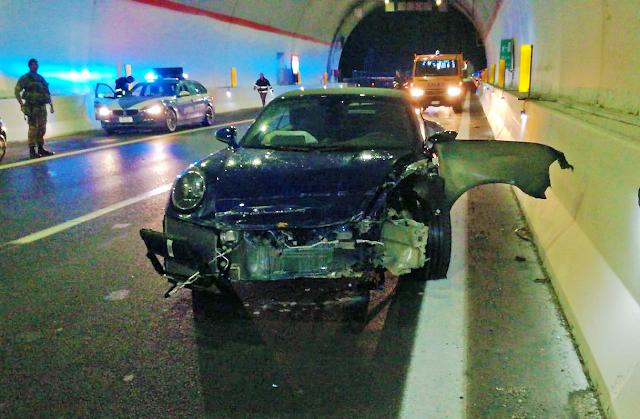 """PALMI. Incidente stradale: intervengono i militari di """"Strade Sicure"""""""