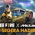 Rasmi! Garena Free Fire Mengumumkan Kerjasama dengan McLaren Racing